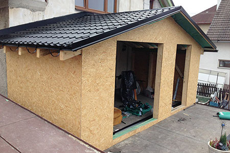 Prístavba k rodinnému domu Karlovo (DE)